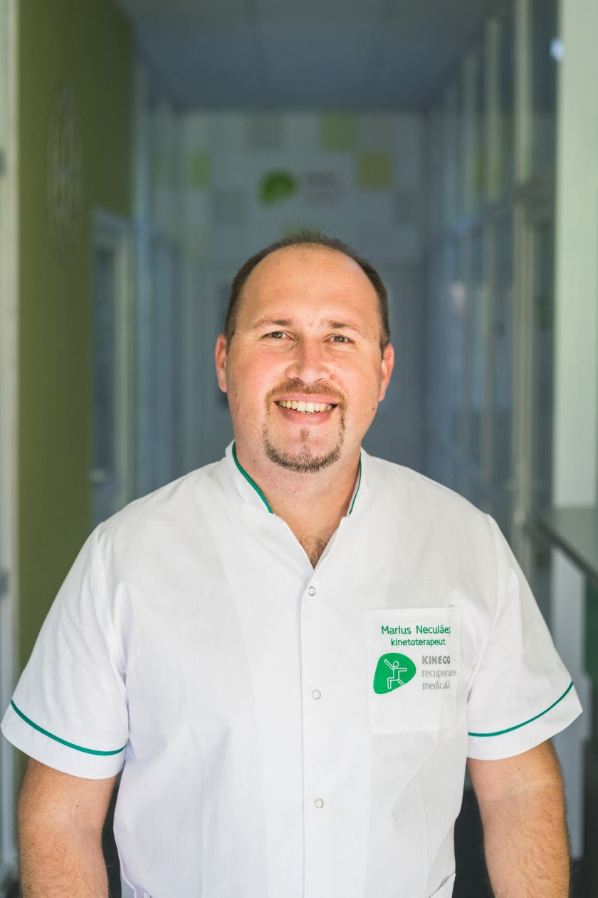 Conf. Univ. Dr. Marius Neculăeş