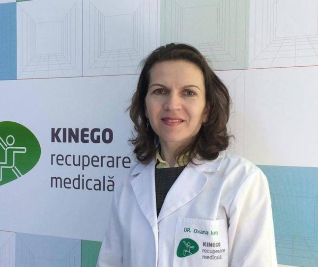 Medic Specialist Oxana Iurcu
